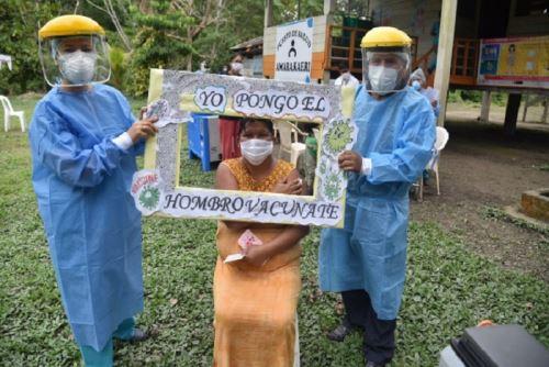 La Diresa de Madre de Dios y Fenamad harán campañas de sensibilización en las comunidades indígenas sobre las bondades de la vacuna contra la covid-19.