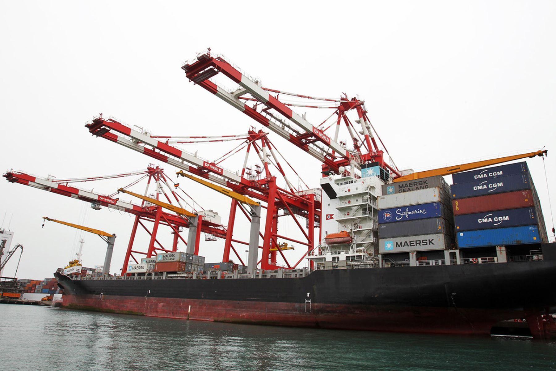 Operadores económicos realizaron actividades de comercio exterior por US$ 9,500 millones