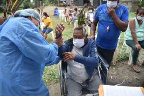 En un tiempo razonable más de 3,240 comunidades nativas ubicadas en nuestra Amazonía recibirán la vacuna anticovid.