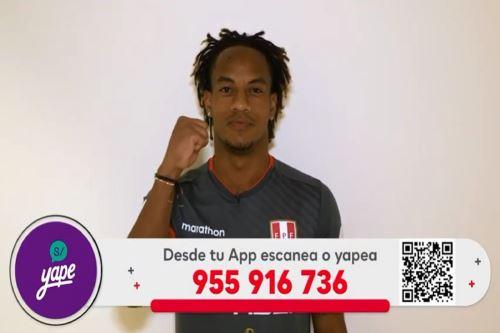 Selección peruana de fútbol exhorta a colaborar con la Colecta Nacional contra el Cáncer. Foto: difusión.