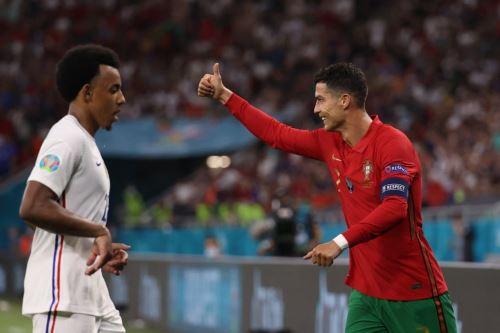 Cristiano Ronaldo mantiene su racha goleadora en la Eurocopa.