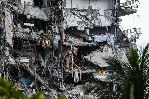 Al menos una persona muerta tras colapso parcial de edificio en Miami