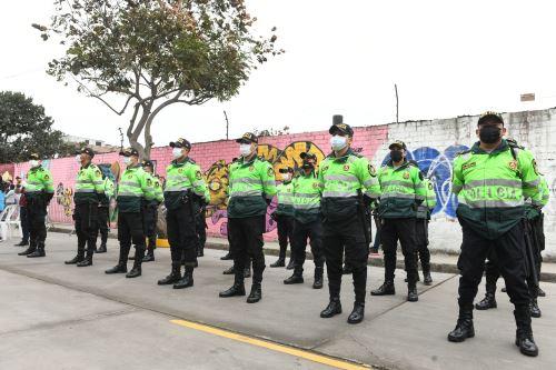"""Programa """"Barrio Seguro"""" llega a Malambito en el distrito de Barranco"""