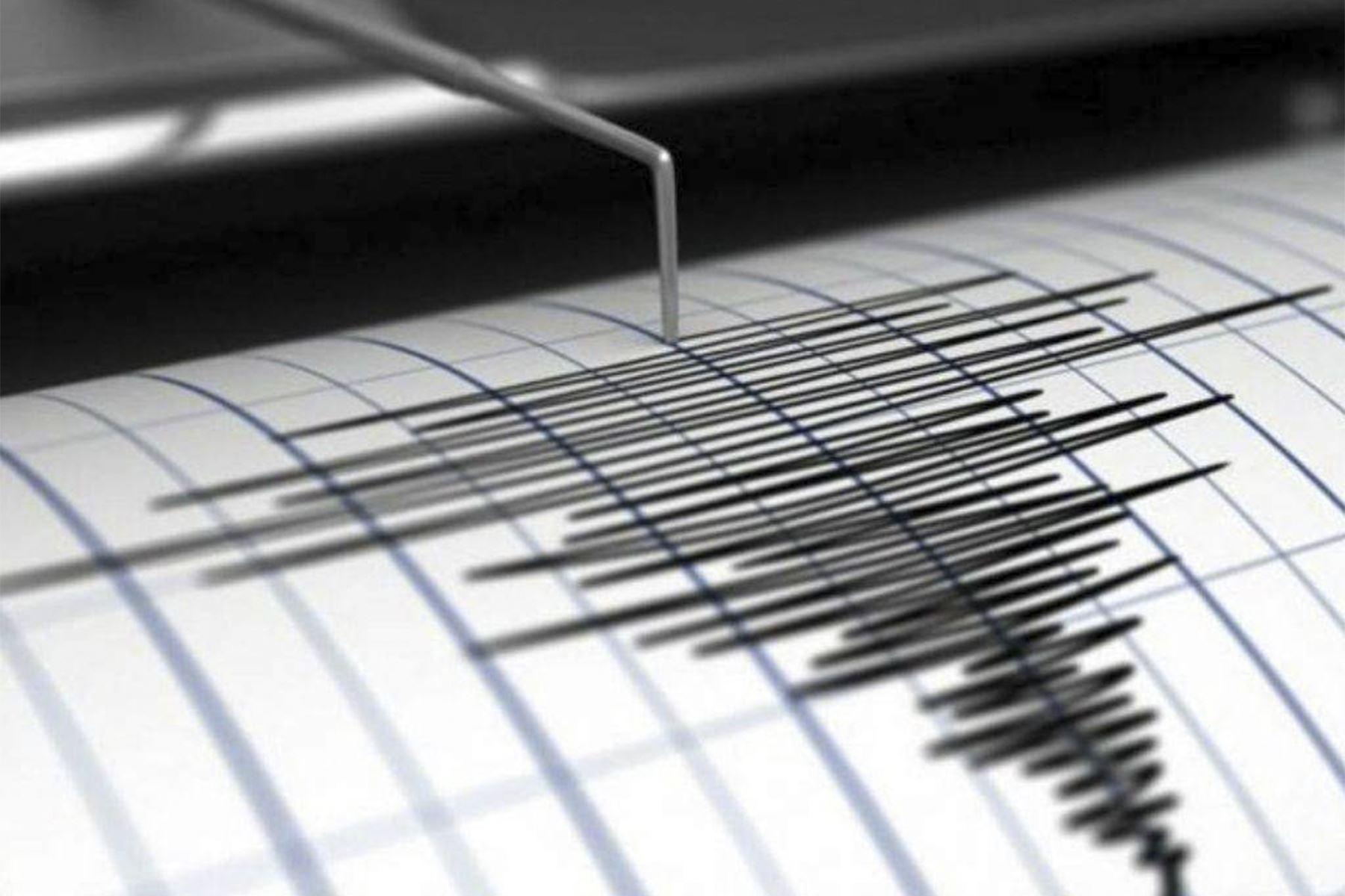 Dos sismos de regular magnitud se reportaron hoy en Huancavelica y Puno