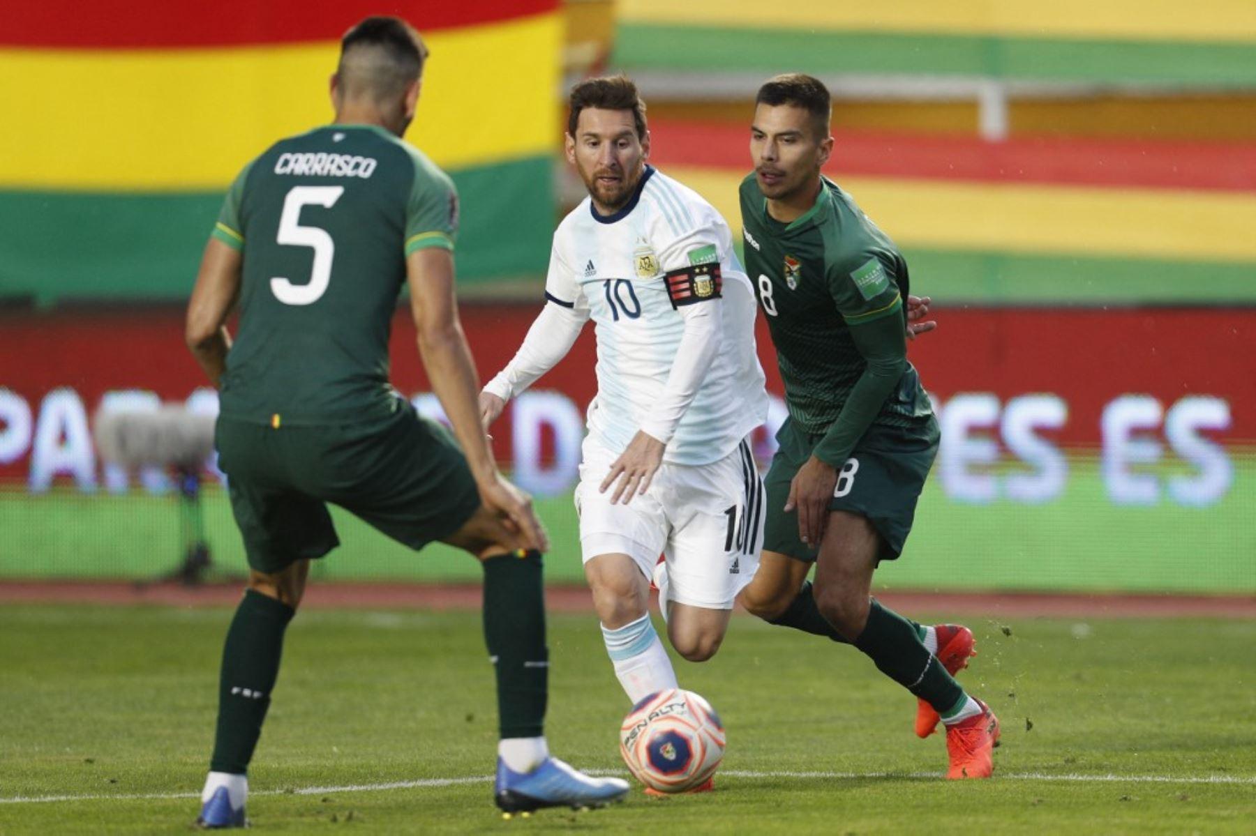 Lionel Messi liderará a la selección argentina ante los bolivianos