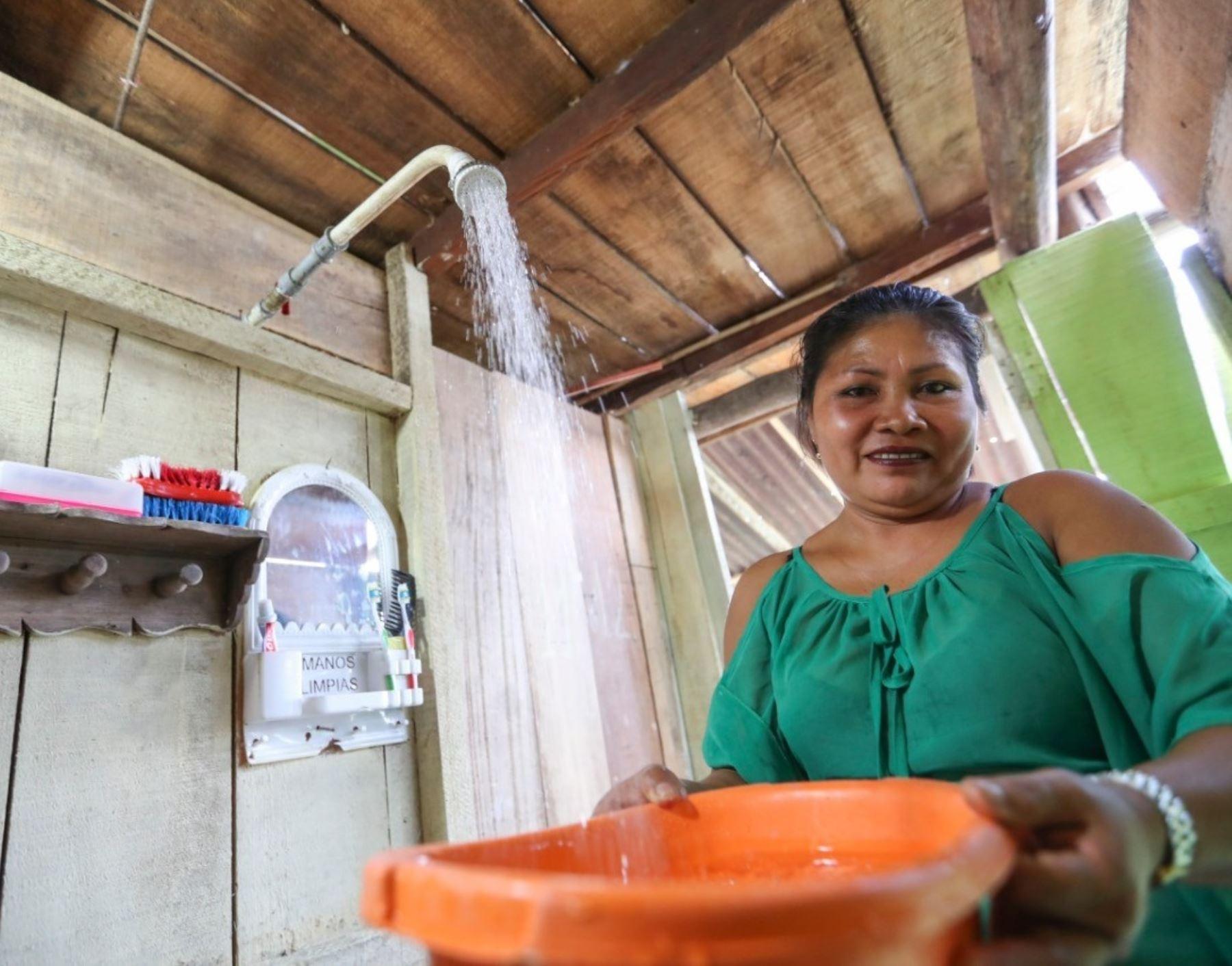 Transferirán S/ 49 millones a 24 regiones para mejorar servicios de agua potable.