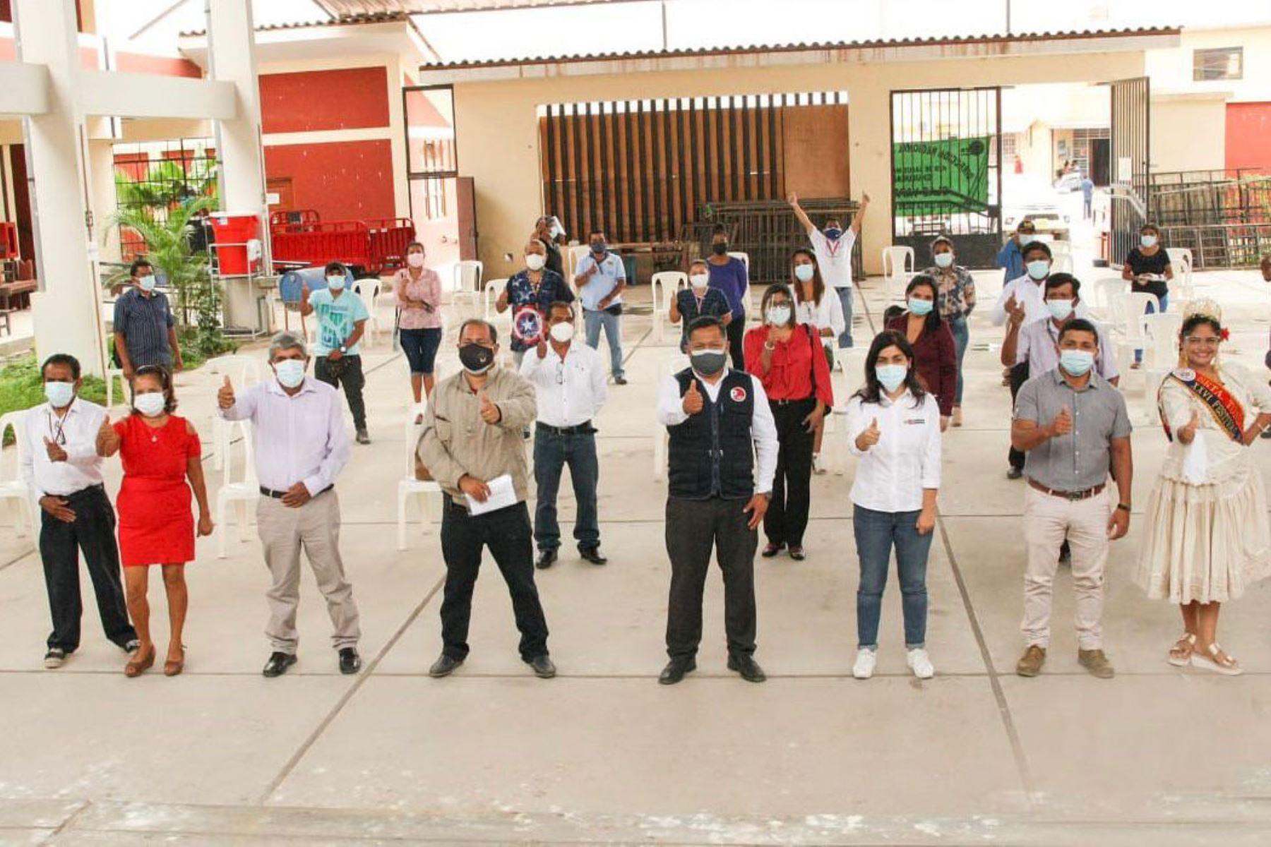 La experiencia innovadora en la provincia de Morropón (Piura) garantiza la participación efectiva de los pobladores afrodescendientes frente a la emergencia sanitaria. Foto: ANDINA/Difusión