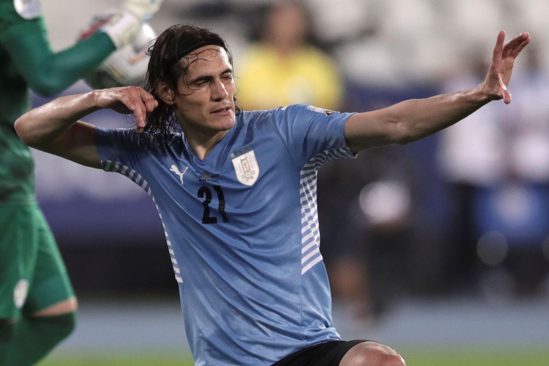 Cavani es autorizado a entrar en Brasil para partido de eliminatorias al Mundial