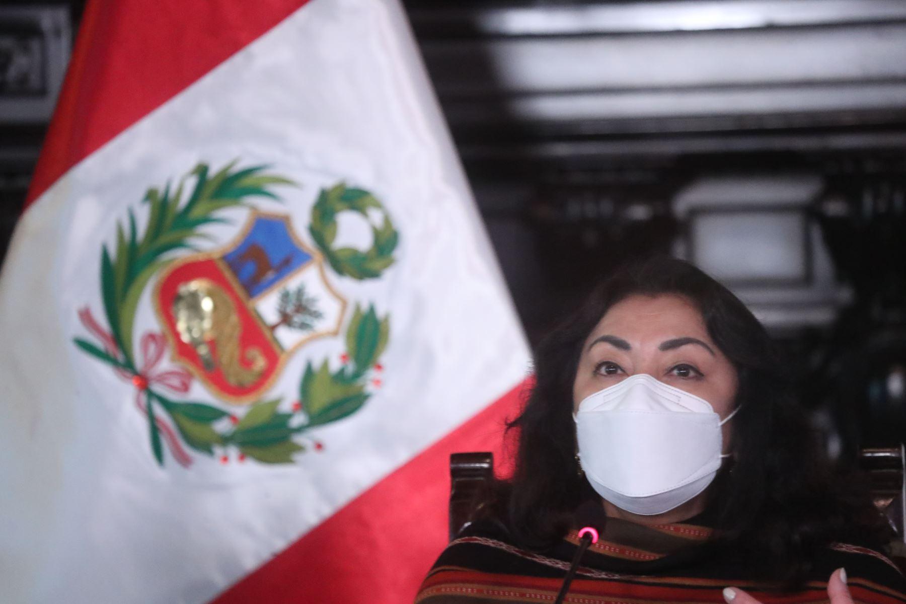 Jefa del Gabinete: nuevo gobierno estará mejor equipado para luchar contra la pandemia