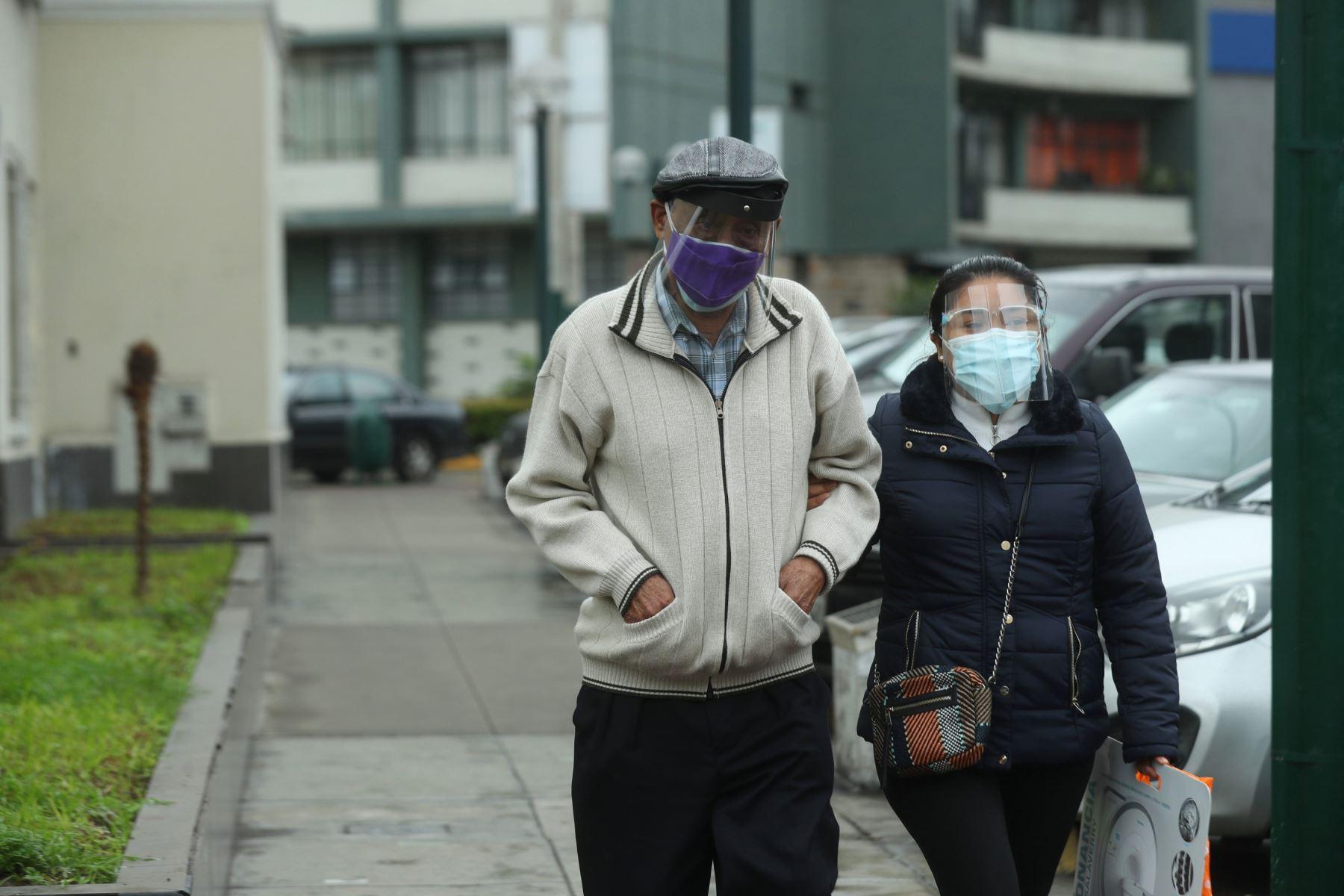 Expertos del Senamhi hablan de cómo será el tiempo en Lima Metropolitana para este mes. Foto: ANDINA/Carla Patiño Ramírez