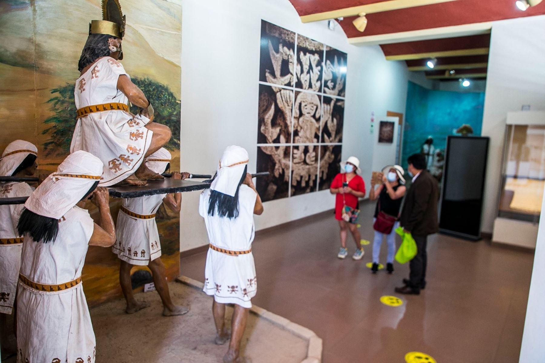 Realizan indagación de mercado para servicio de gestión de visitas a museos y monumentos