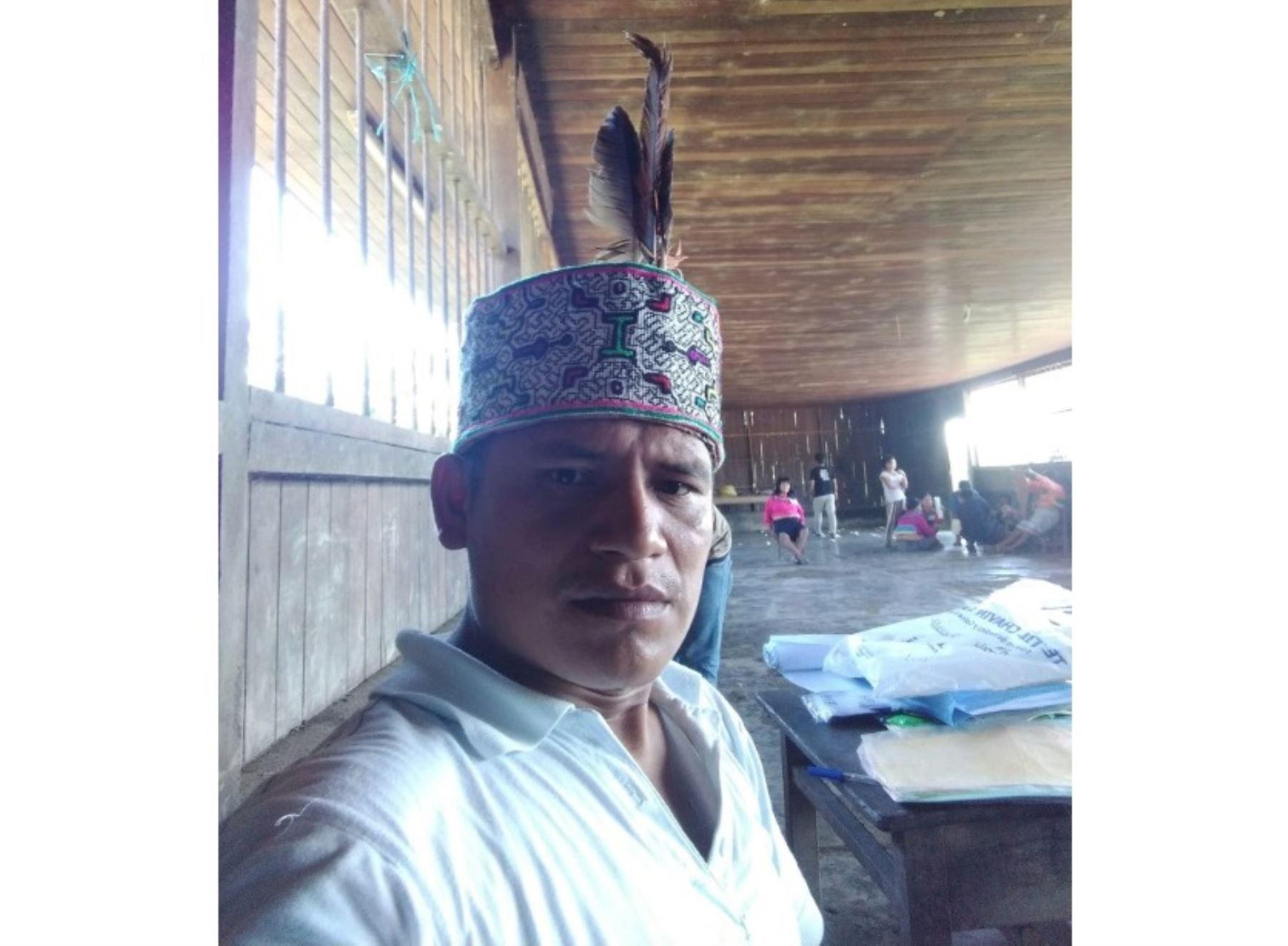 Gobierno lamenta el crimen de líder asháninka y defensor ambiental Mario Marco López Huanca quien sufrió un atentado en su comunidad Shirarine, ubicada en la selva de Pasco. Foto: Facebook