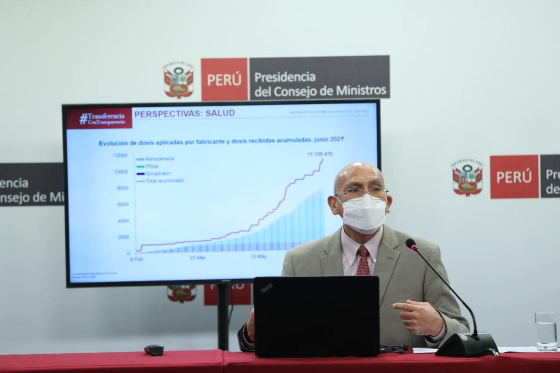 Recaudación tributaria del 2021 será una de las más altas en la historia del Perú