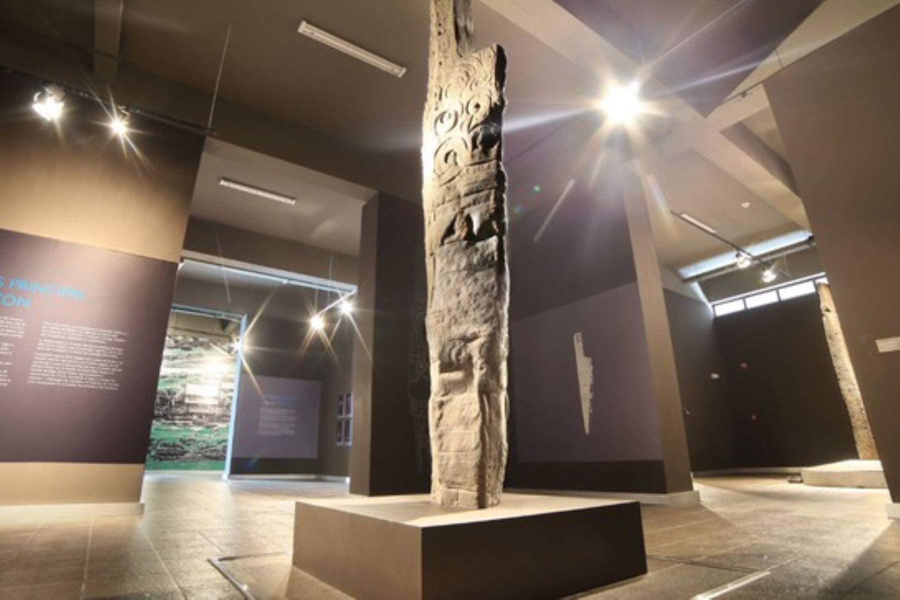 El Museo Nacional Chavín atenderá los martes, jueves y sábados, de 09:00 a 15:45 horas. Foto: ANDINA/Difusión.