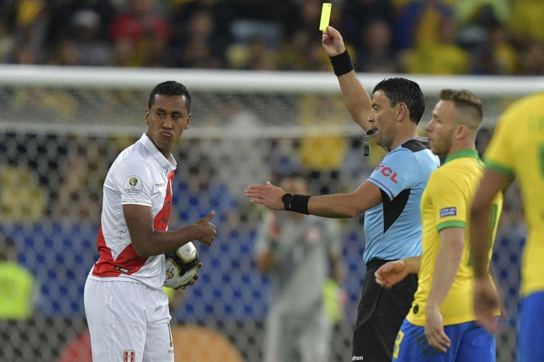 Copa América: Noriega asegura que árbitro Roberto Tobar debe recibir sanción ejemplar
