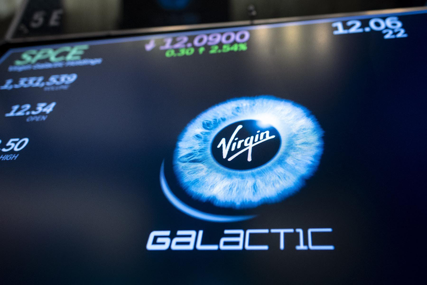 Sigue en vivo el viaje tripulado al espacio de Virgin Galactic