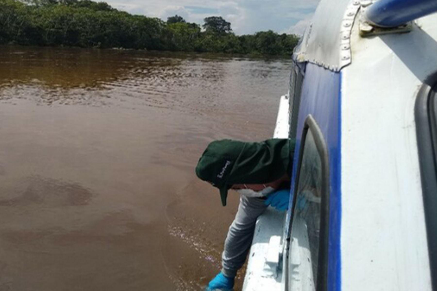 Loreto: ANA hará primer monitoreo de la calidad del agua superficial en el río Potro