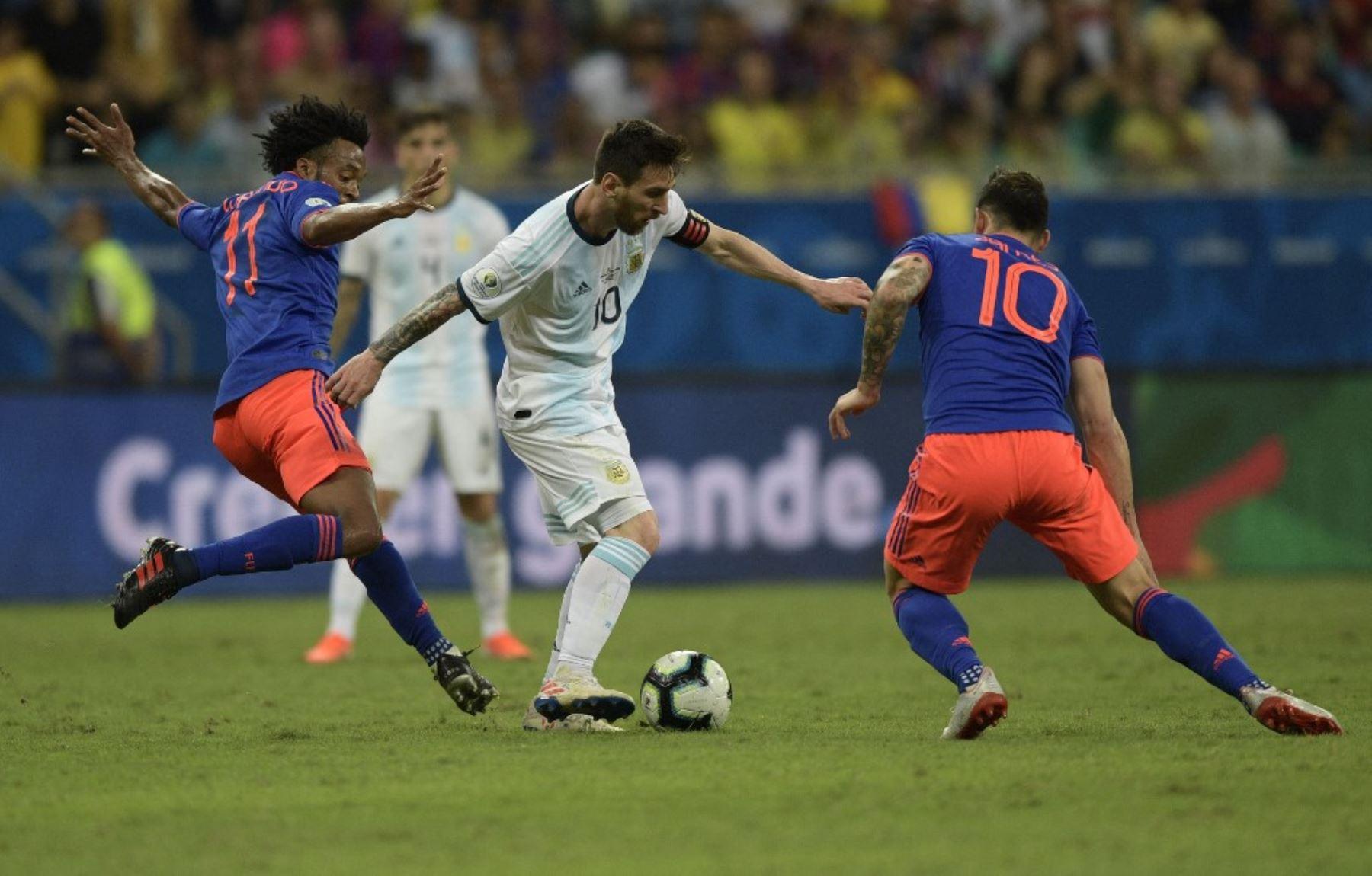 Argentina-Colombia, un partido con sabor a final adelantada en el Copa América
