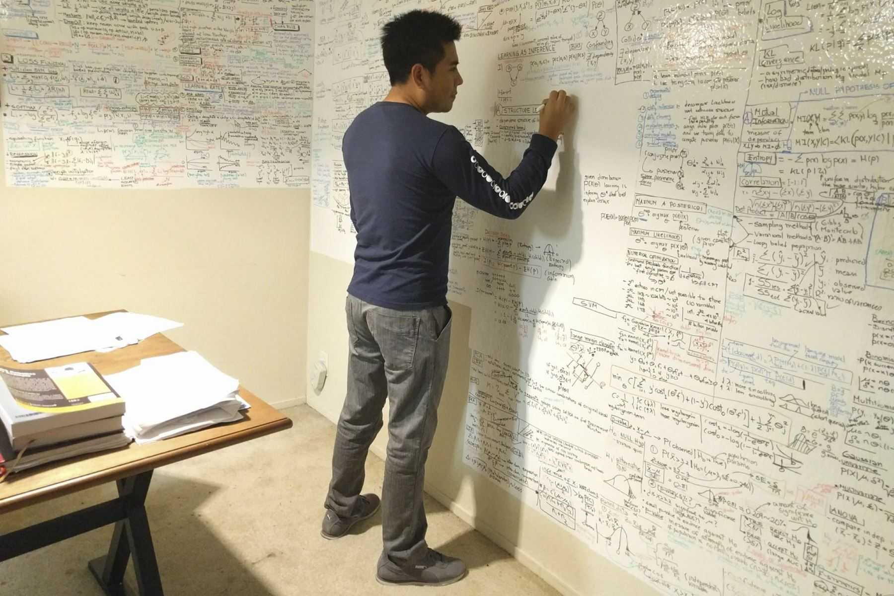 Científico peruano Omar Florez. Foto: Difusión