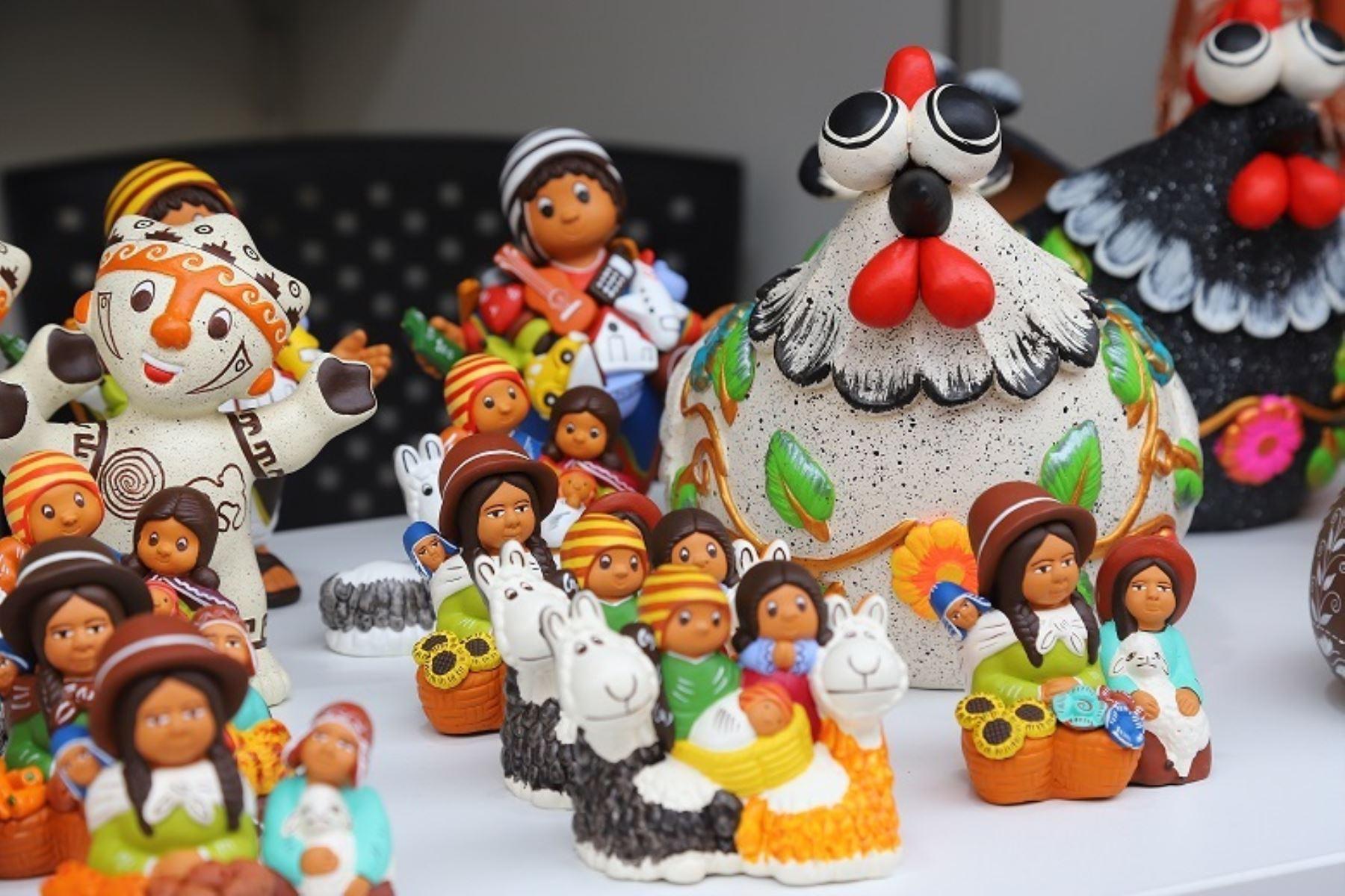 Artesanía peruana. Foto: Cortesía.