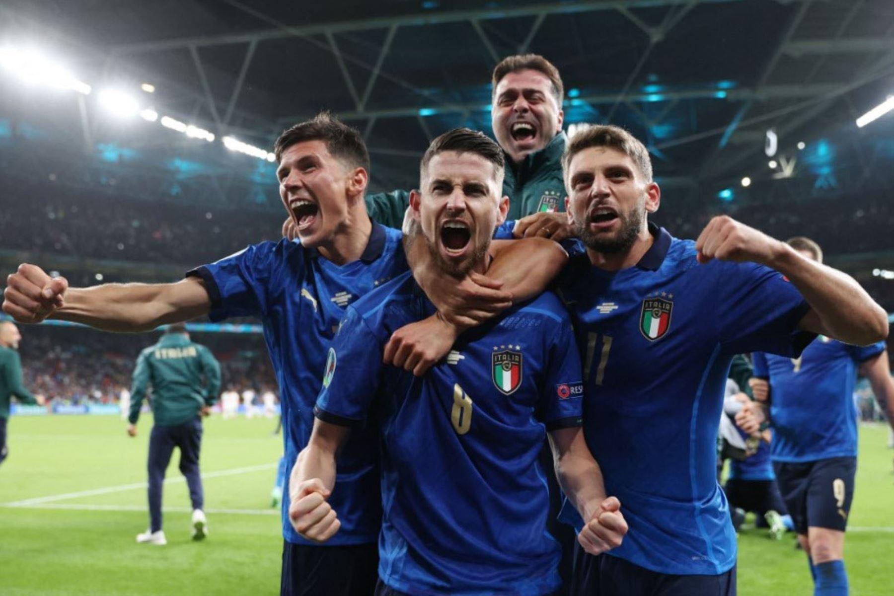 Eurocopa: España cae ante Italia y se despide en semifinales por primera vez