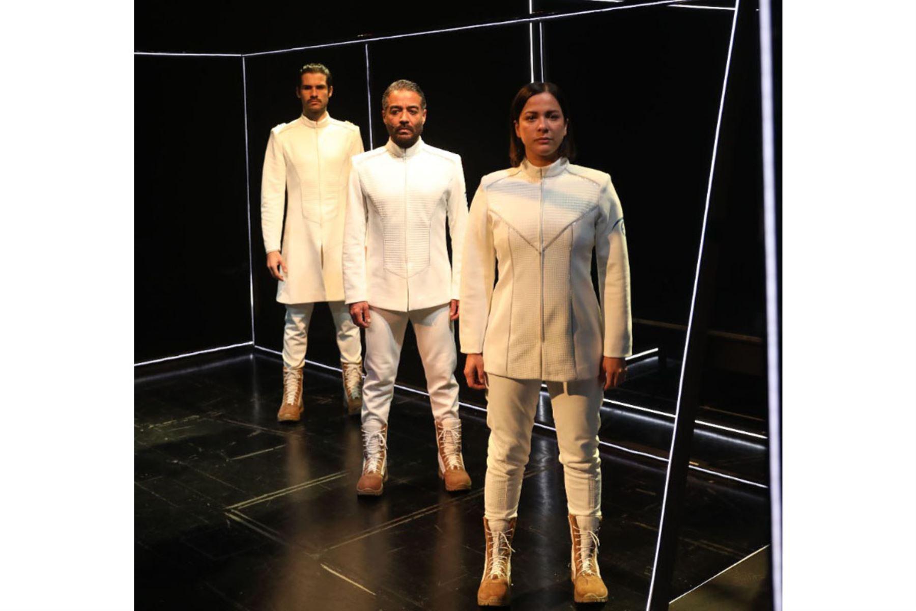 """Karina Jordán, Jesús Neyra y Marcello Rivera suben a las tablas con \""""2084\"""""""