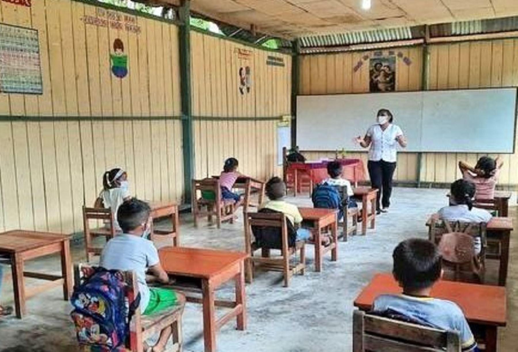 Minedu: la educación es un instrumento para llegar a una sociedad más justa e igualitaria