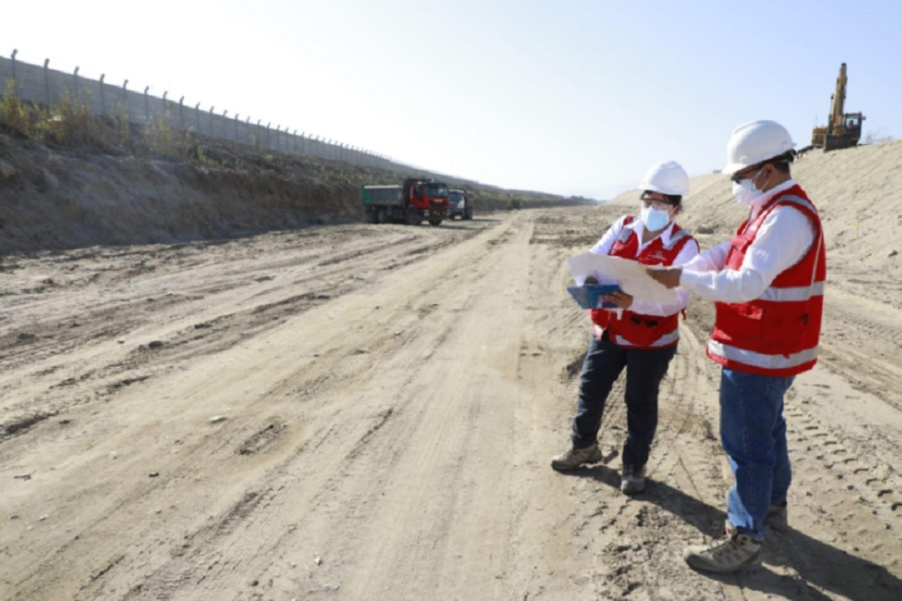 Contraloría aplicará control concurrente a obra que busca controlar desbordes del río Ica