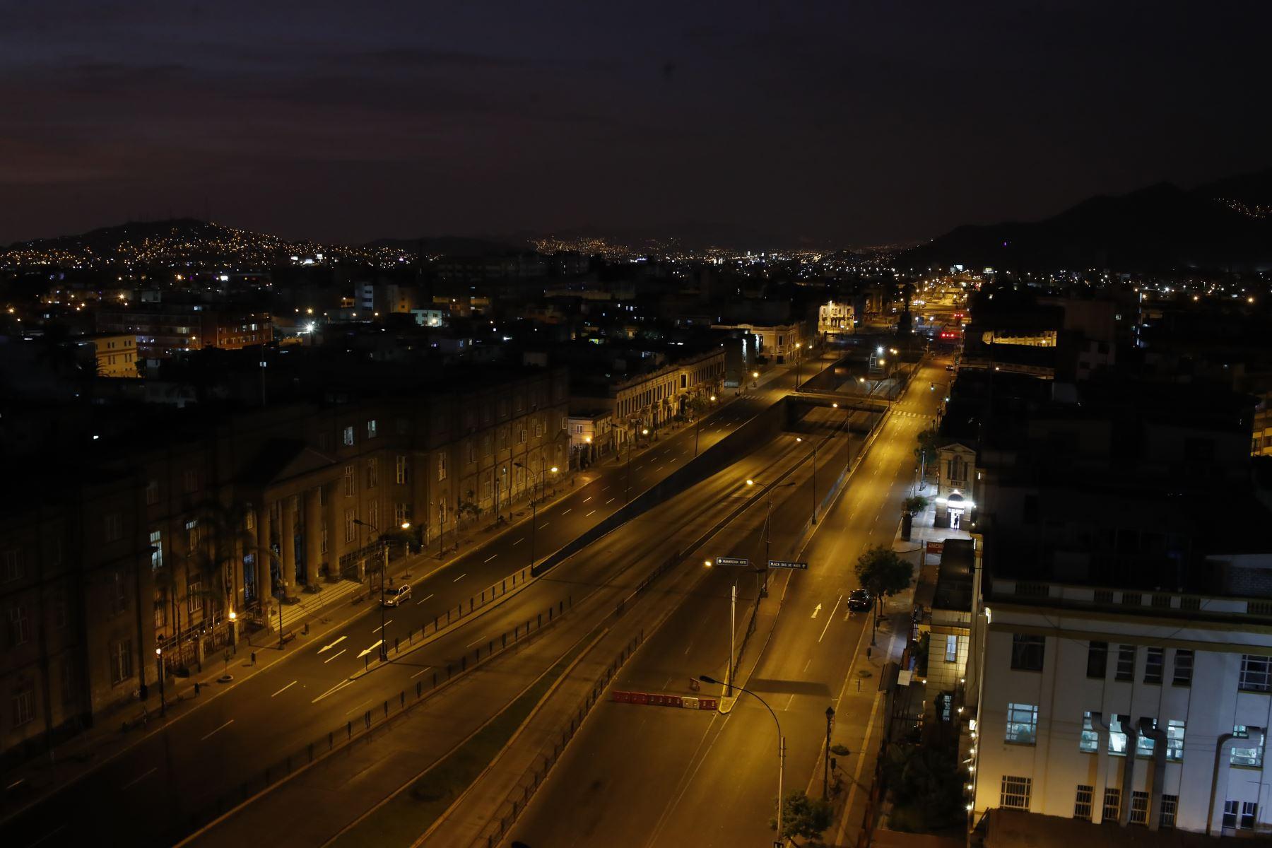 Covid-19 en Lima y Callao: toque de queda empezará a la medianoche desde el 12 de julio
