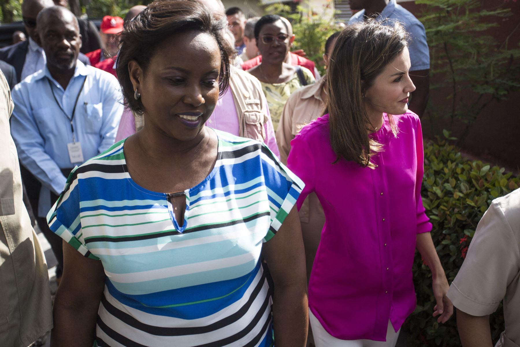 Viuda de presidente asesinado de Haití en Miami para recibir tratamiento