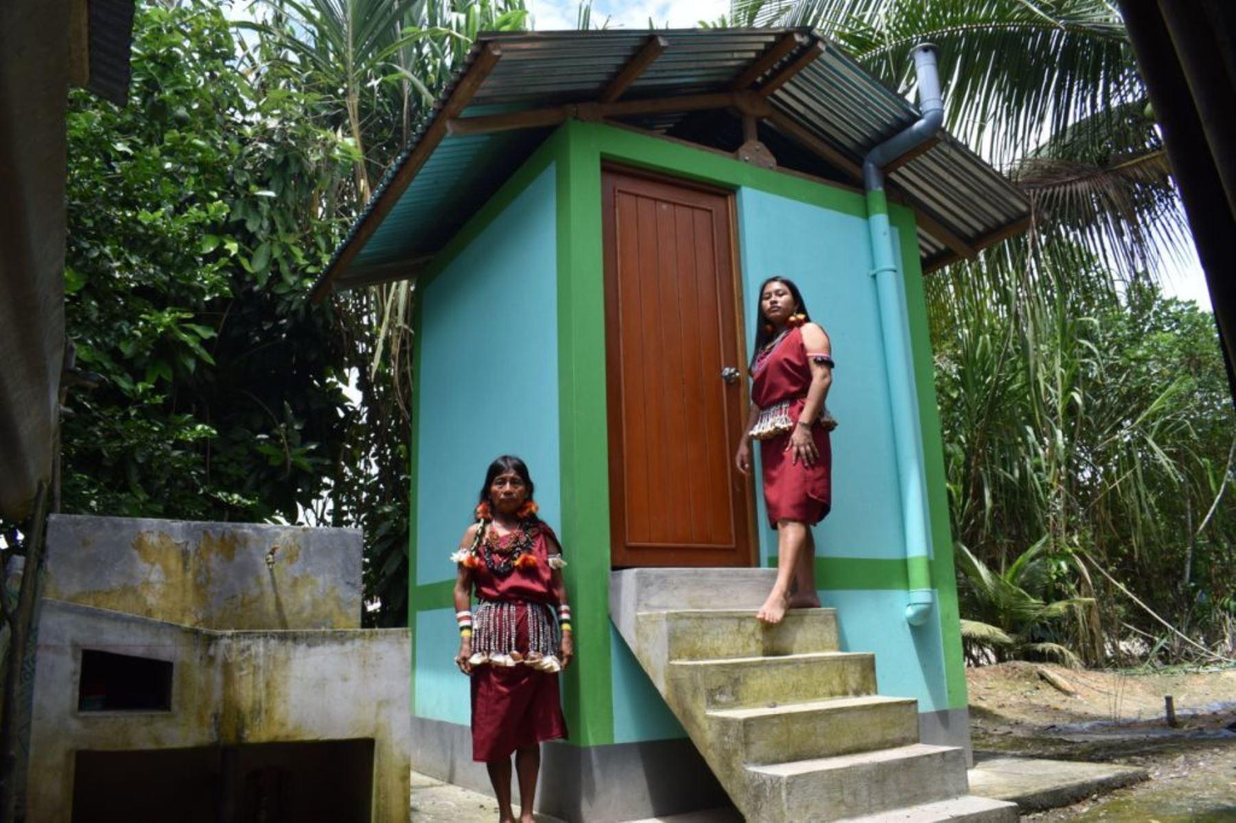 Amazonas: Vivienda capacita a beneficiarios de obras de agua y saneamiento