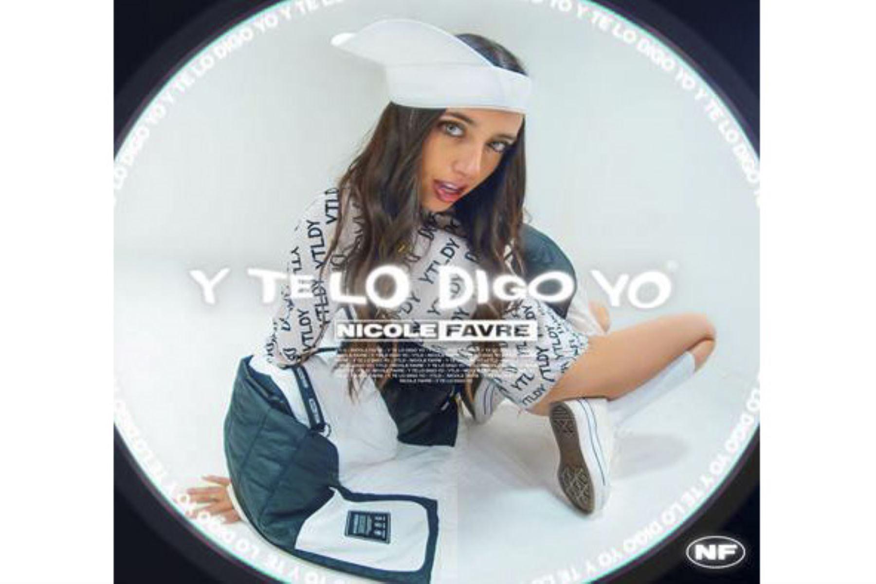 Primera peruana en ser fichada por Universal Music México Nicole Favre presenta disco