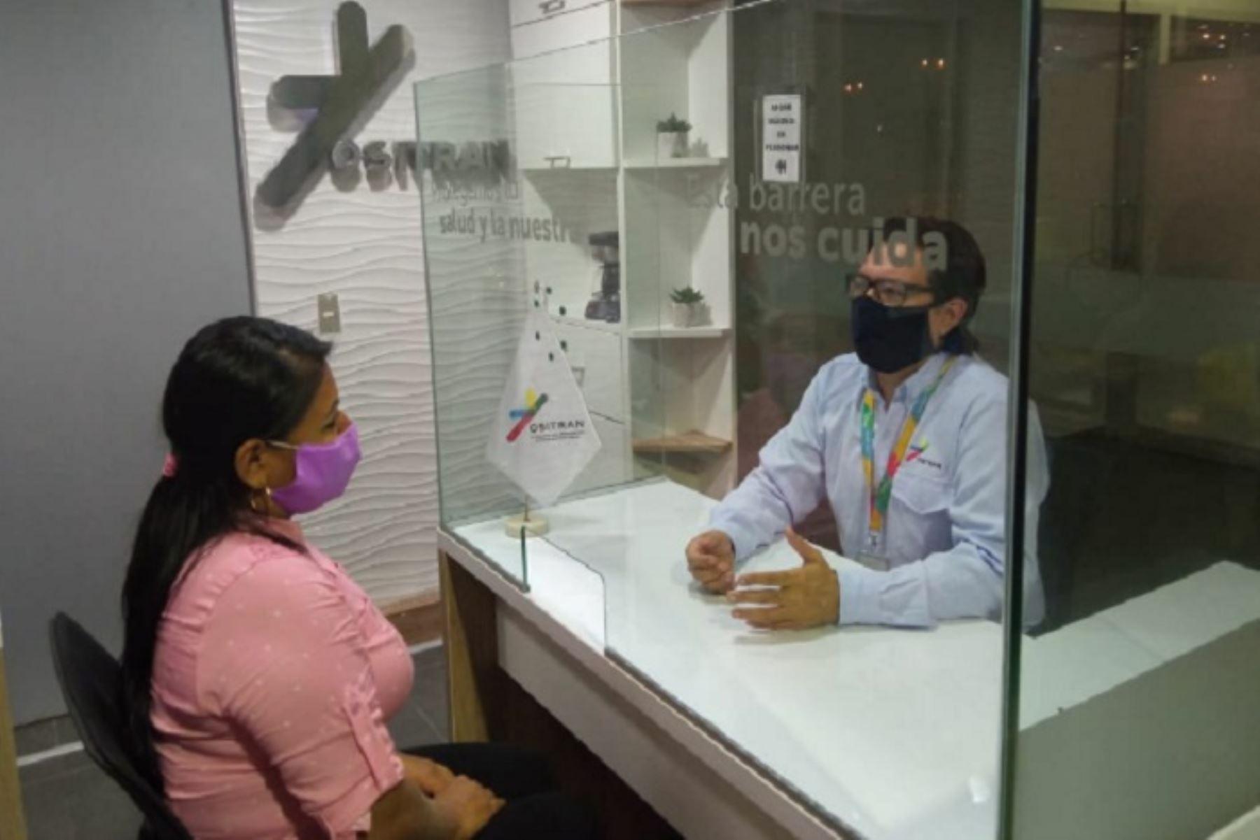 A más de 7,000 loretanos atendió Ositrán a través de oficina descentralizada