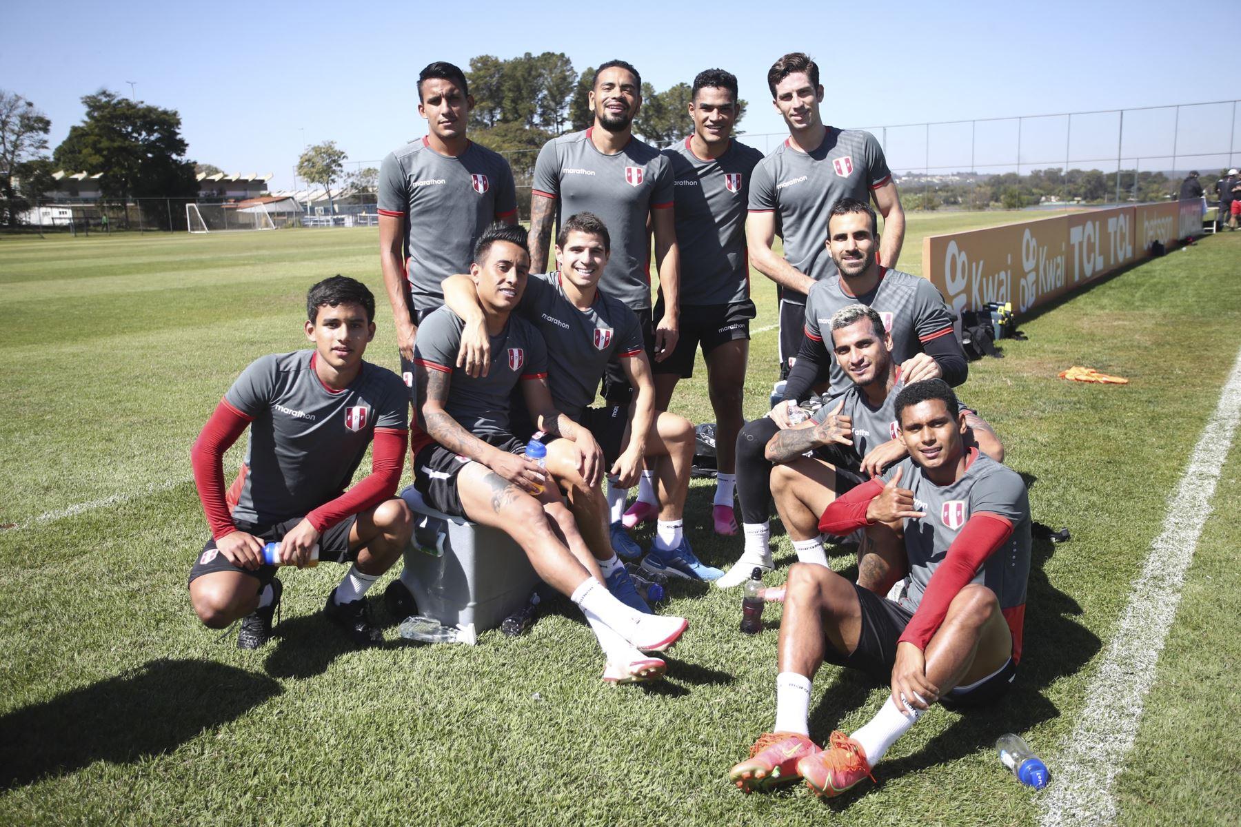 Copa América: confianza y optimismo en Perú antes del partido con Colombia