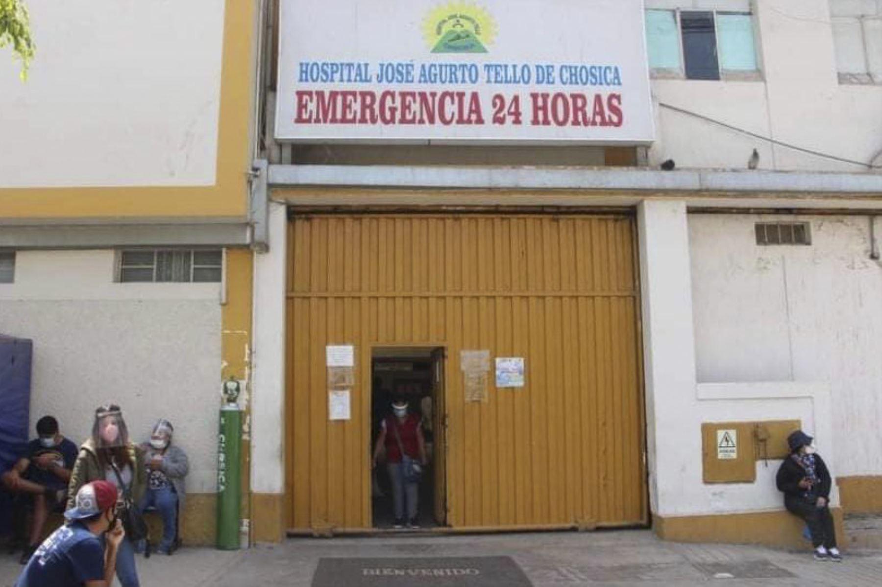 Accidente en Huarochirí: heridos fueron atendidos en el hospital José Agurto en Chosica