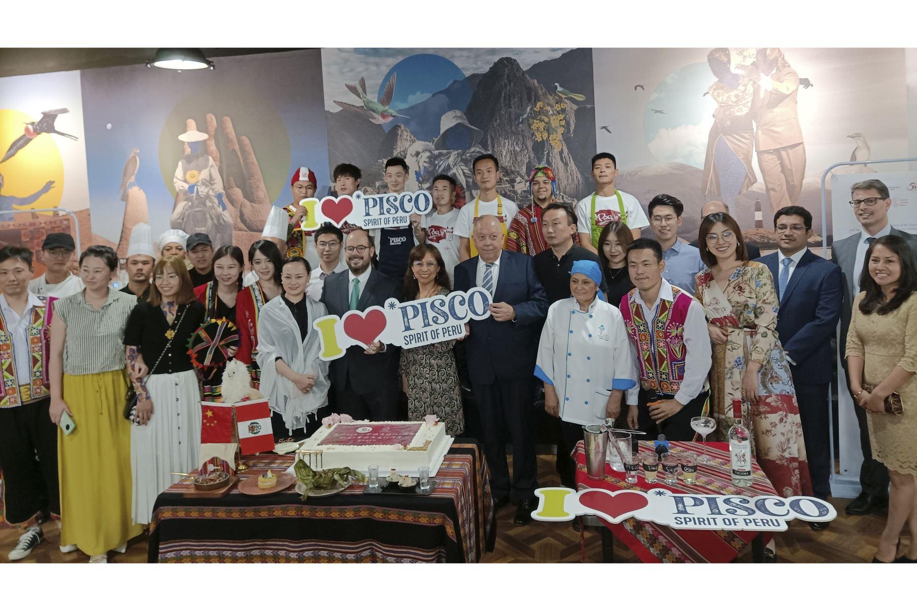 Bicentenario: el Perú luce la variedad y riqueza de su gastronomía en China