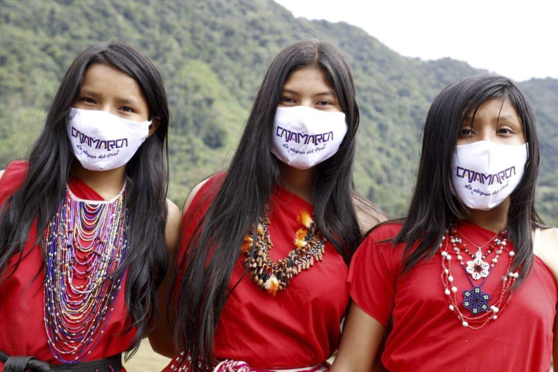En las comunidades indígenas de Supayaku y Naranjos, en la selva de la región Cajamarca, se prevé inocular a 1,389 pobladores. Foto: ANDINA/Difusión