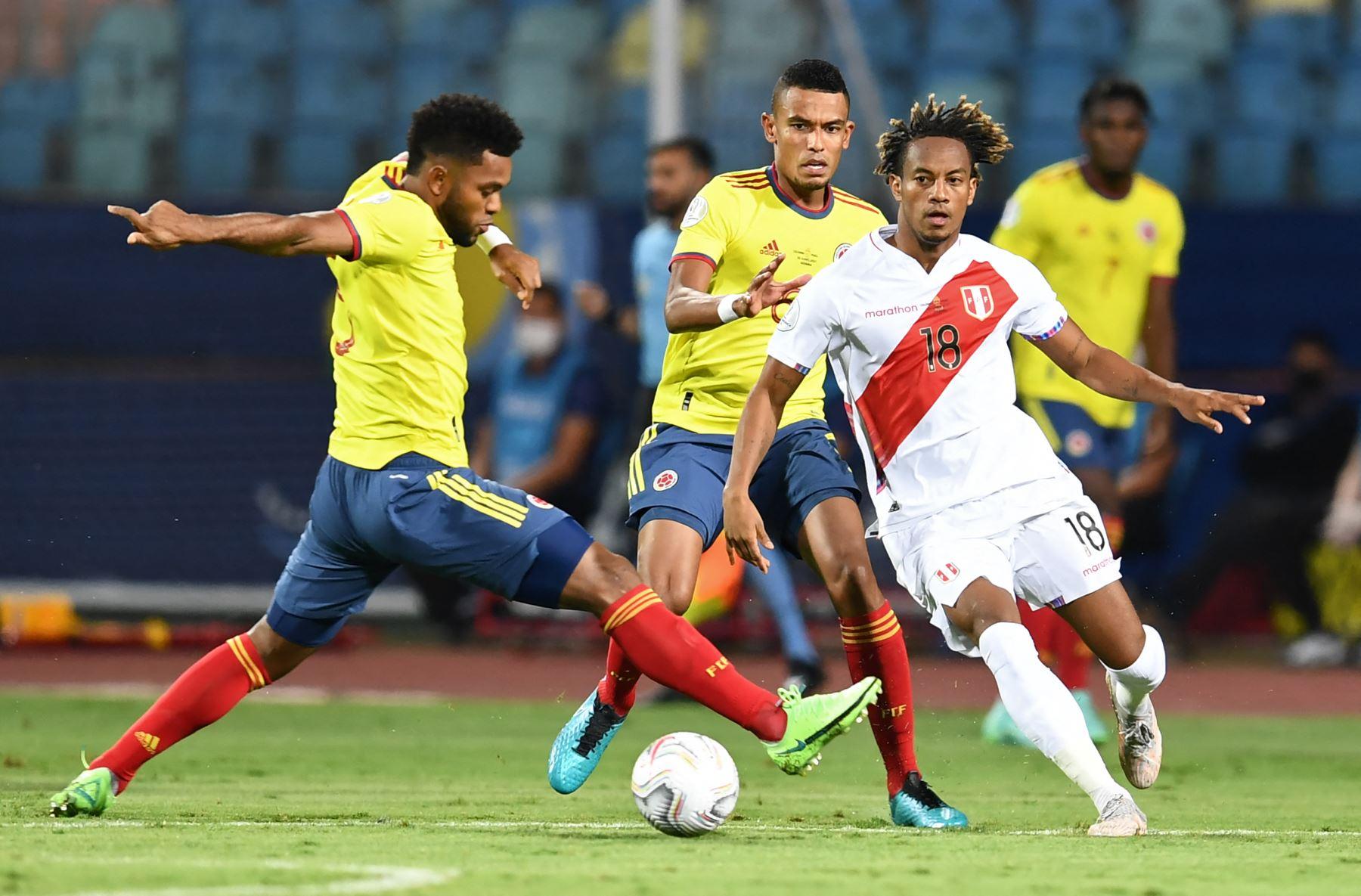 Perú va por el triunfo ante Colombia en su último partido de Copa América 2021