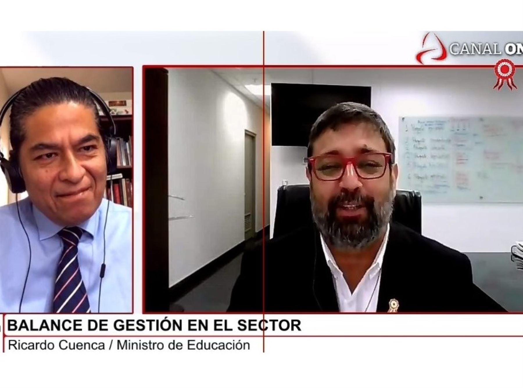 Cuenca: el éxito del retorno a clases es no haber reportado contagios de covid-19