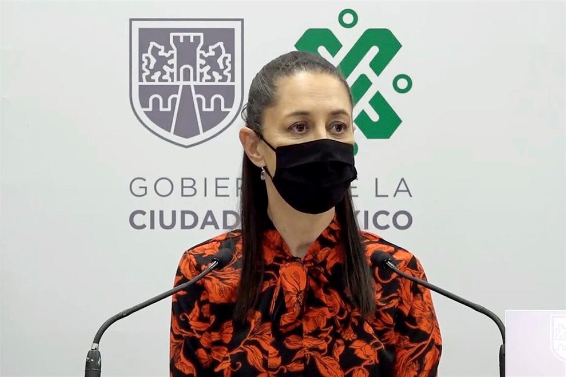 Ciudad de México descarta nuevas restricciones, pese a nueva ola de covid-19