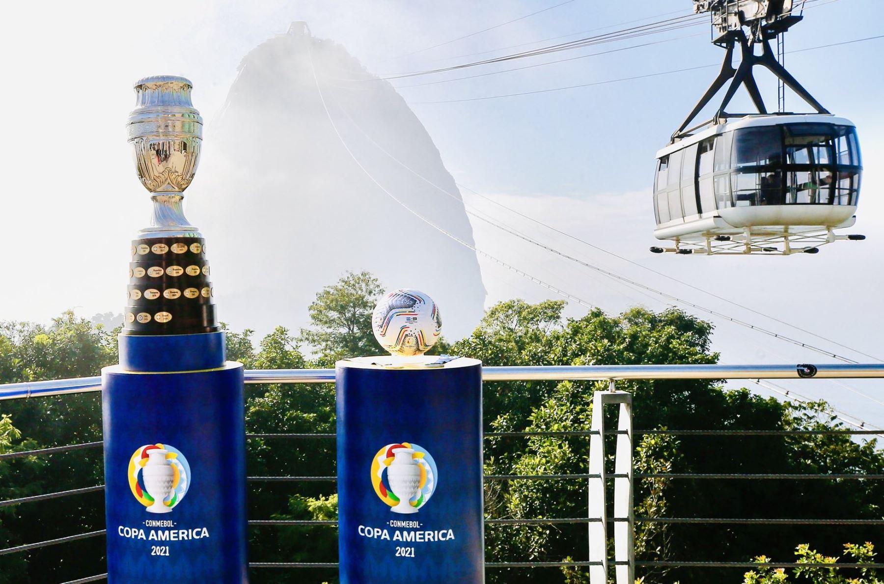 Copa América 2021: El certamen también se juega en las redes sociales