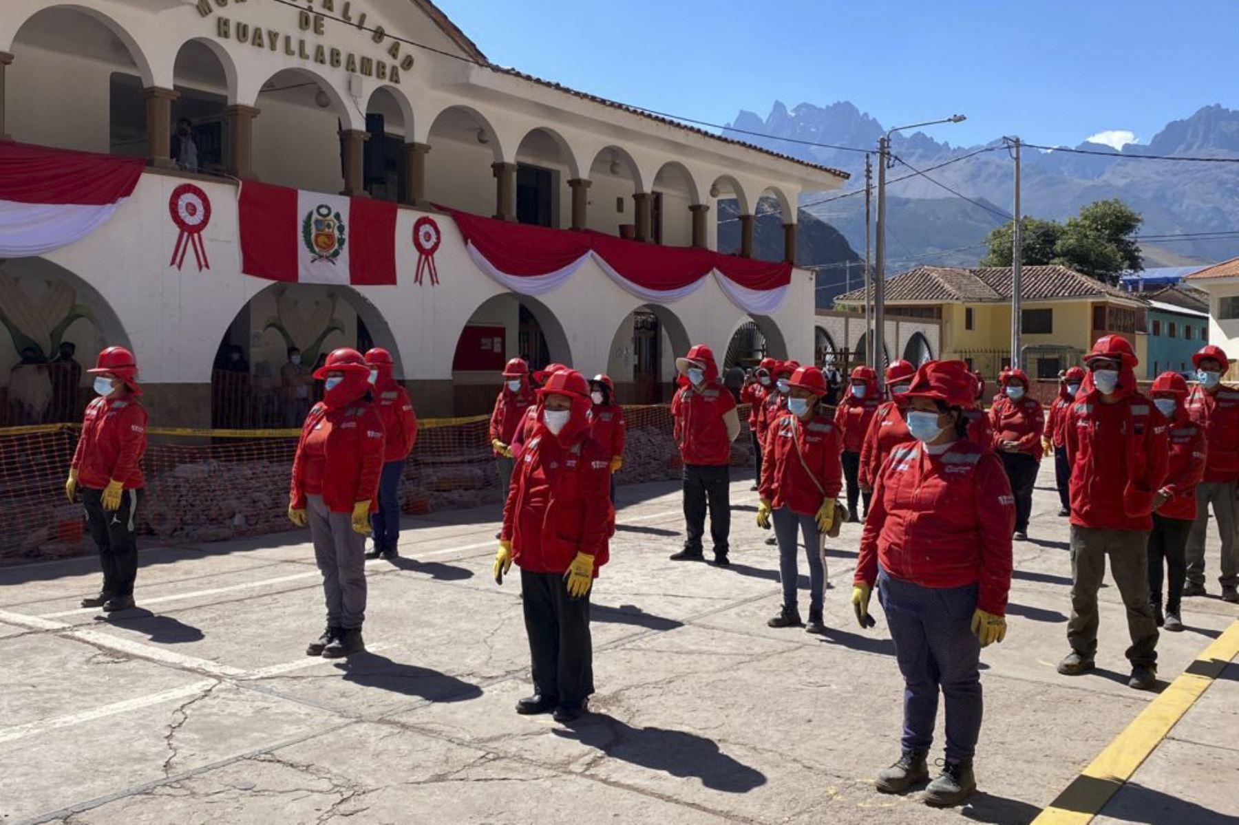 MTPE invertirá S/ 65 millones para crear más de 14,000 empleos temporales en Cusco
