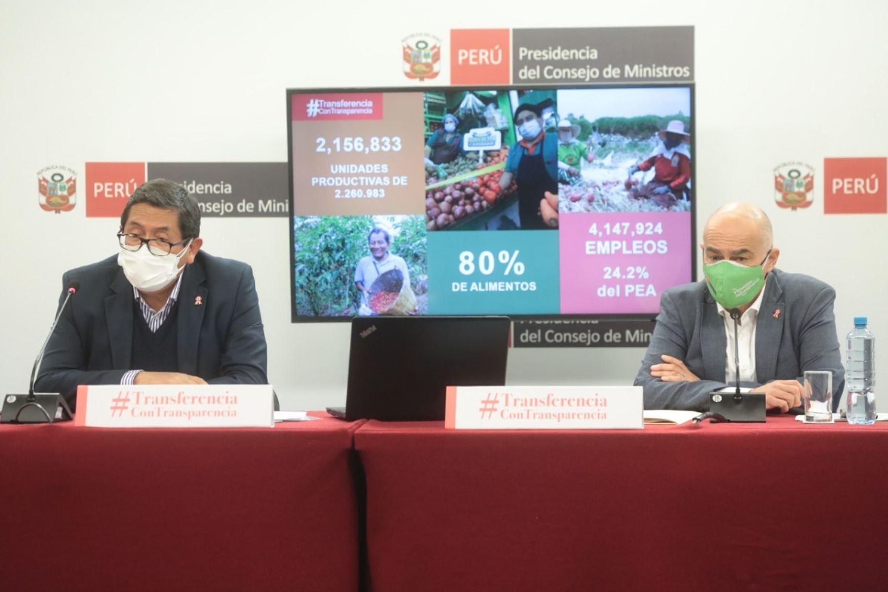 Mayor precio de algunos alimentos se debe a reactivación económica mundial
