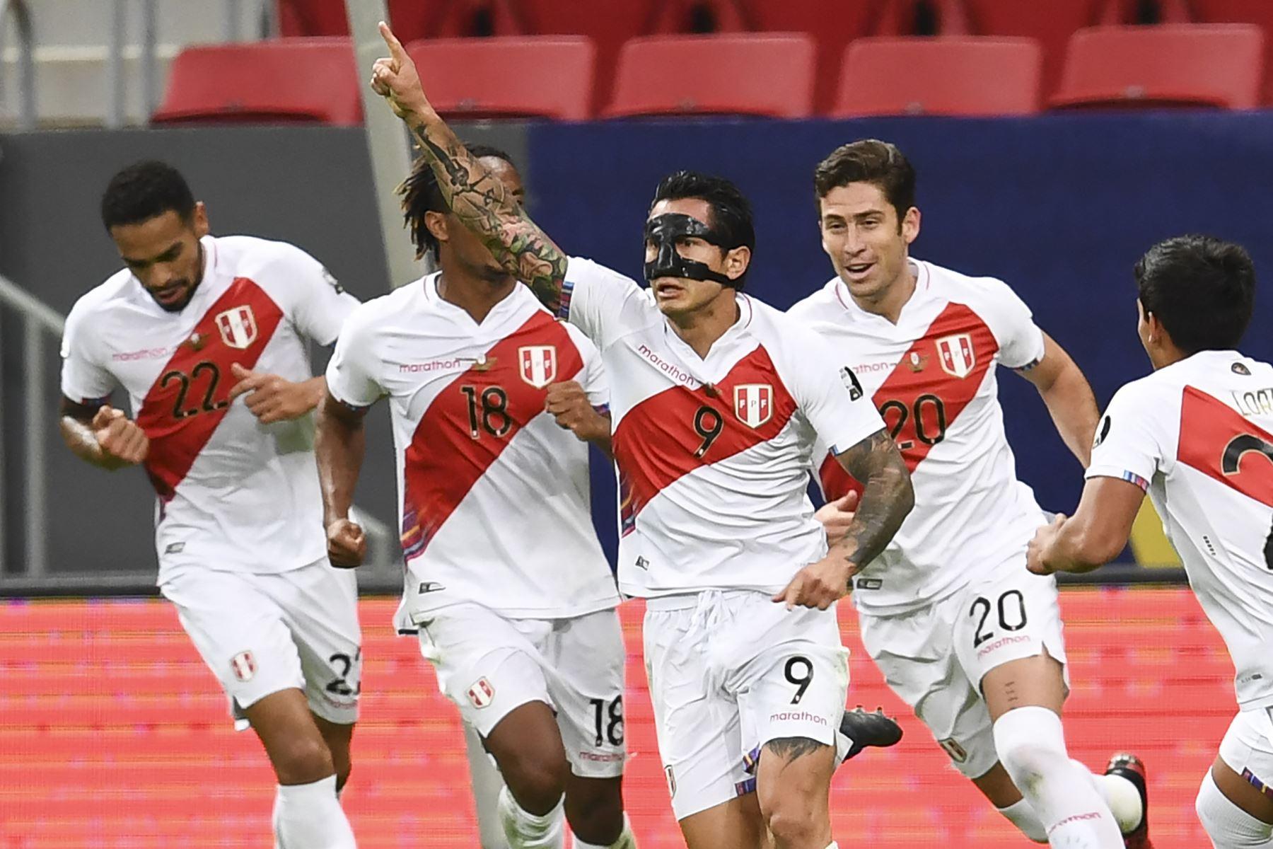 Presidente Sagasti destaca entrega de la selección en la Copa América
