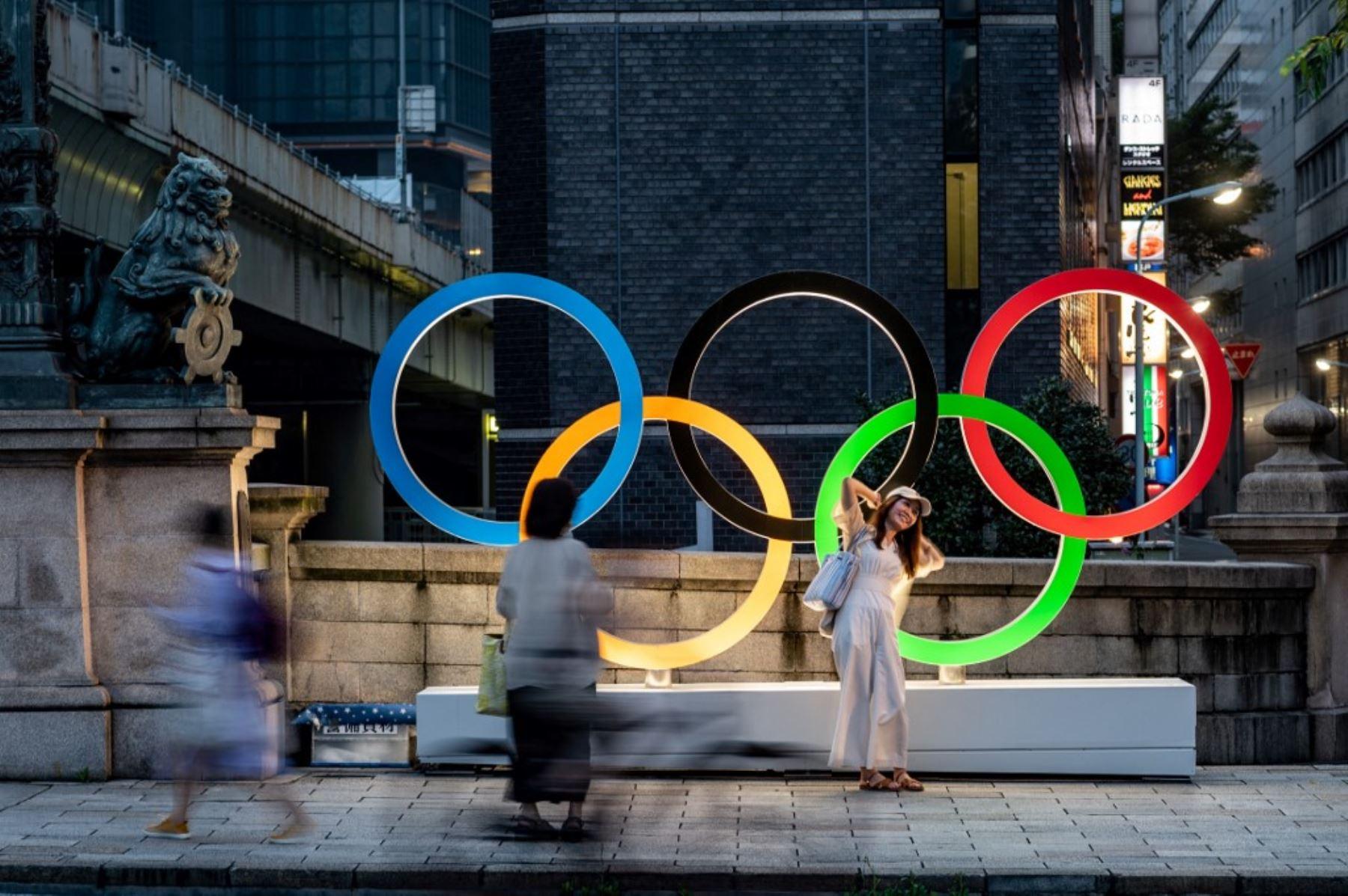 Los Juegos de Tokio 2020 está a 14 días de disputarse en la capital japonesa