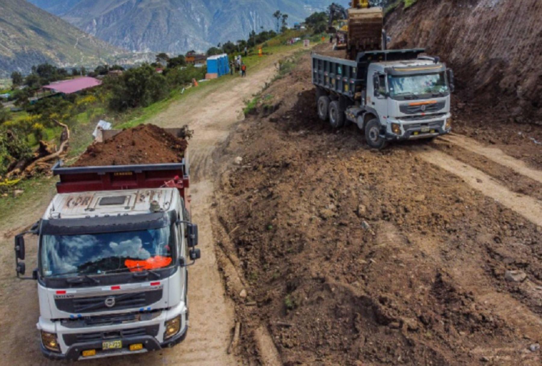 MTC suspende temporalmente construcción de la vía Evitamiento de Abancay