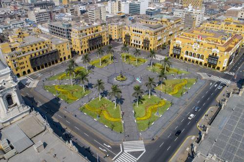 Se priorizarán ciudades de las regiones de nuestro país para trabajar planes que las conviertan en Smart Cities.  Foto: Municipalidad de Lima