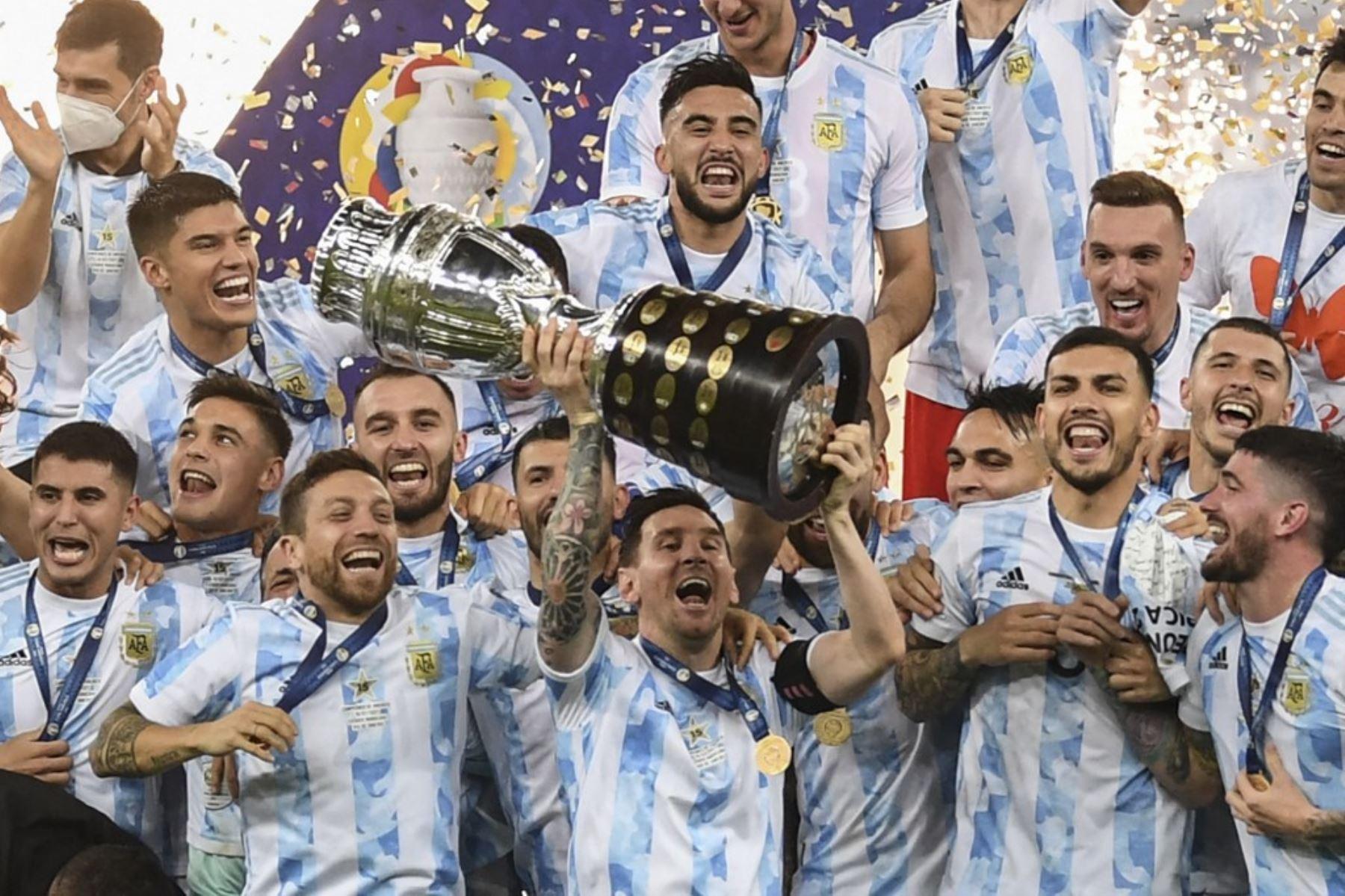 La coronación de Messi con Argentina acapara las portadas de la prensa mundial