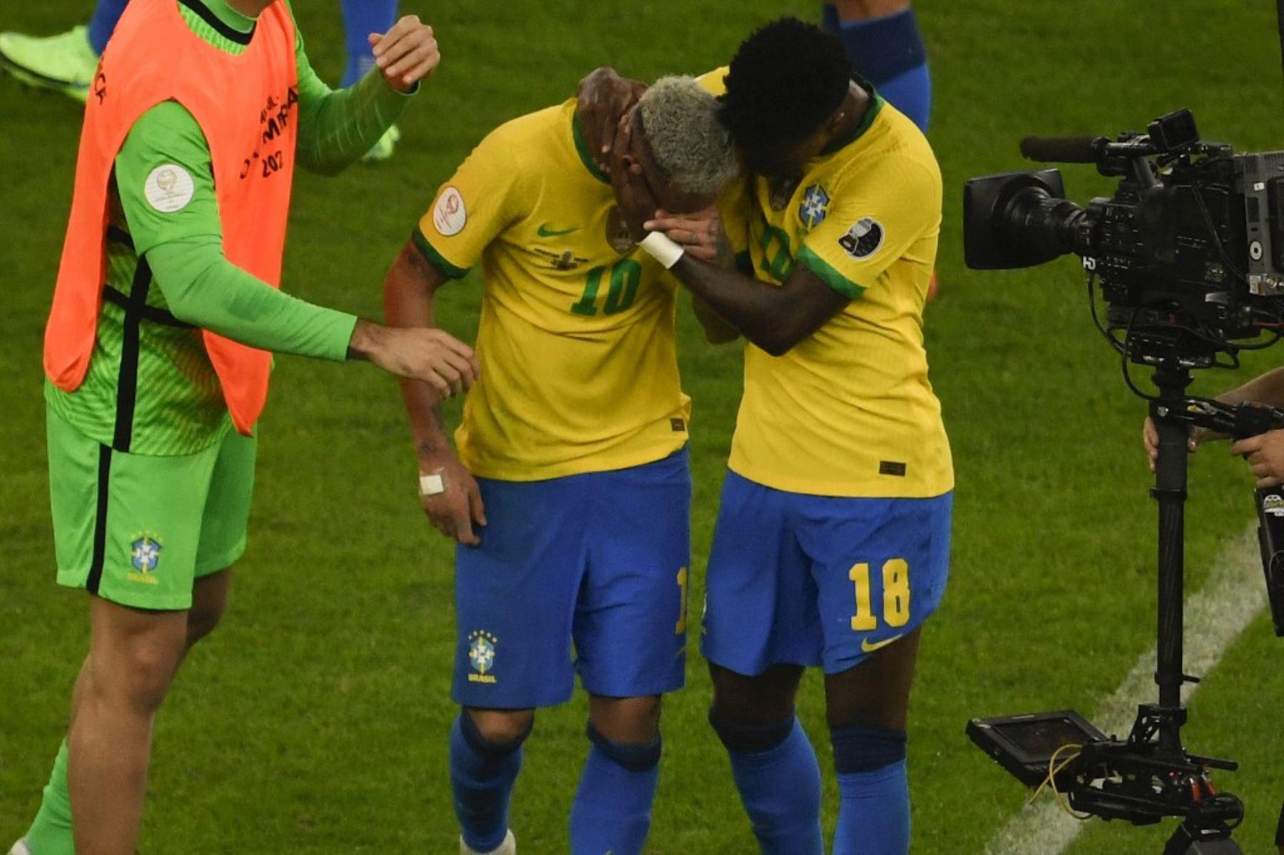 Neymar, una historia de amor, odio y ruido