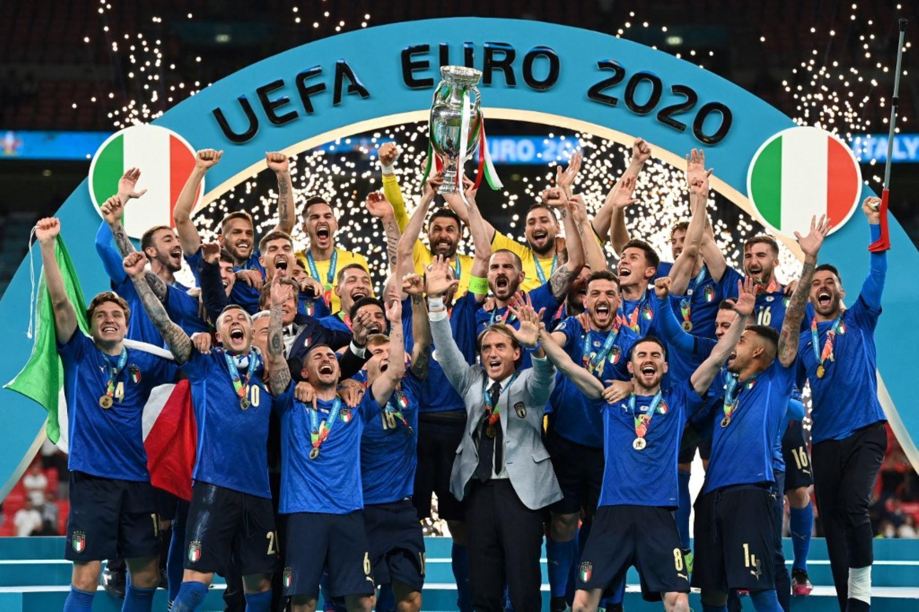 La UEFA abre el proceso para organizar la Eurocopa-2028